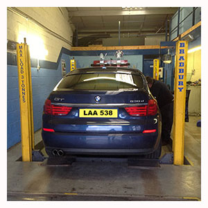 BMW Servicing Shrewsbury, Shropshire